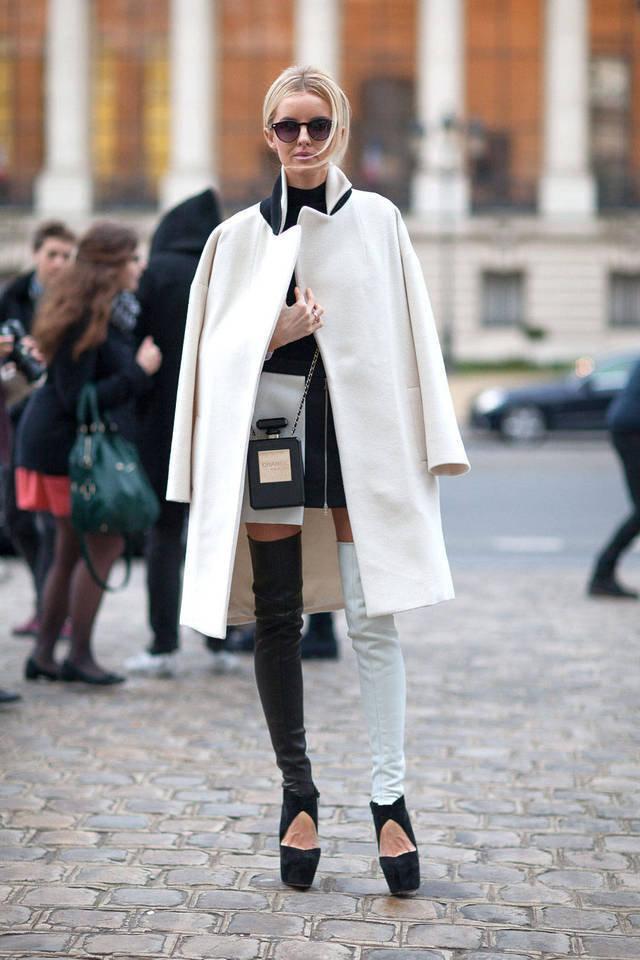 Chanel No 5 Bottle Bag At Paris Haute Couture Fashion Week Spring 2014