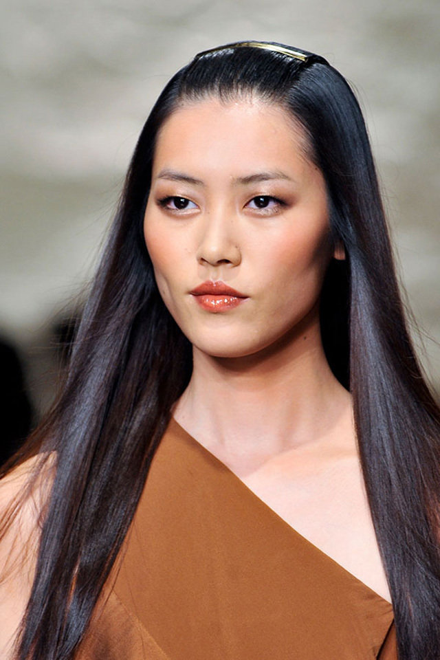 Makeup Trends from New York Fashion Week Spring 2014