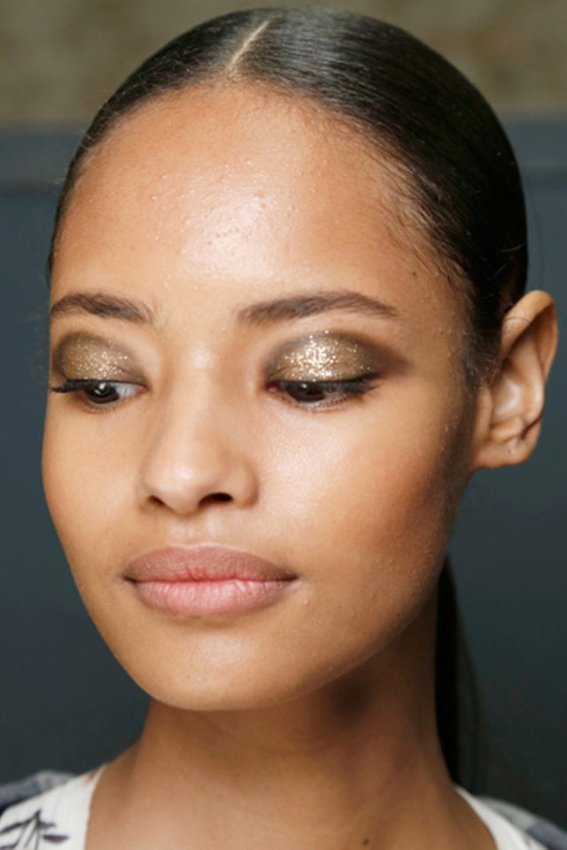 Makeup Trends from New York Fashion Week Spring 2014 2014 Eye Makeup Trends