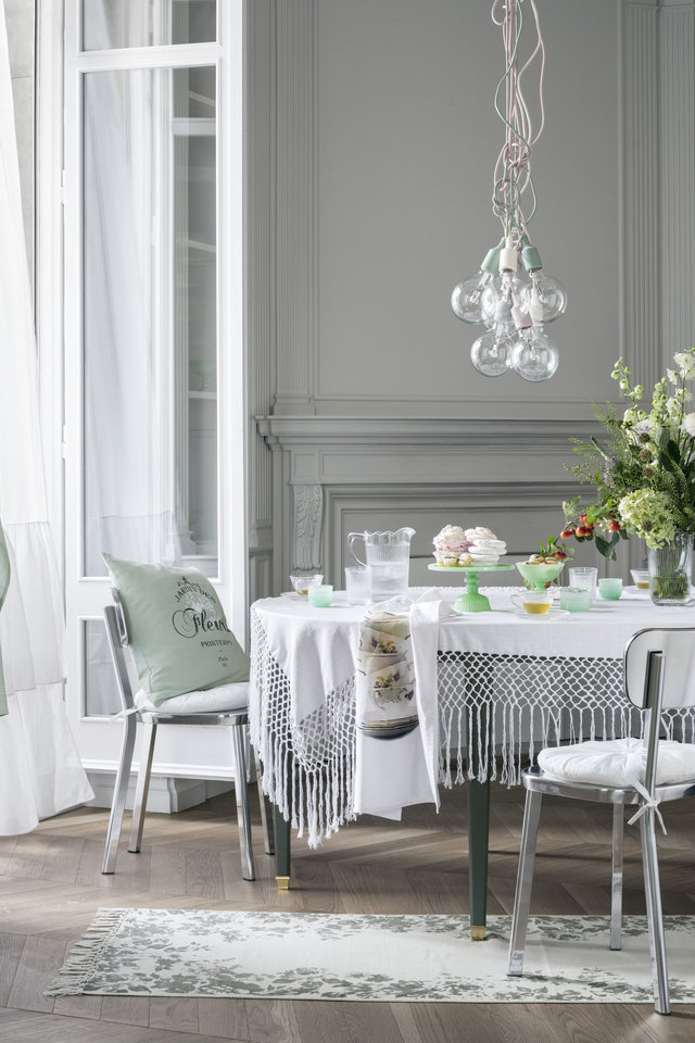 Decorate your home with h m 39 s home spring 2015 collection - H et m home collection ...