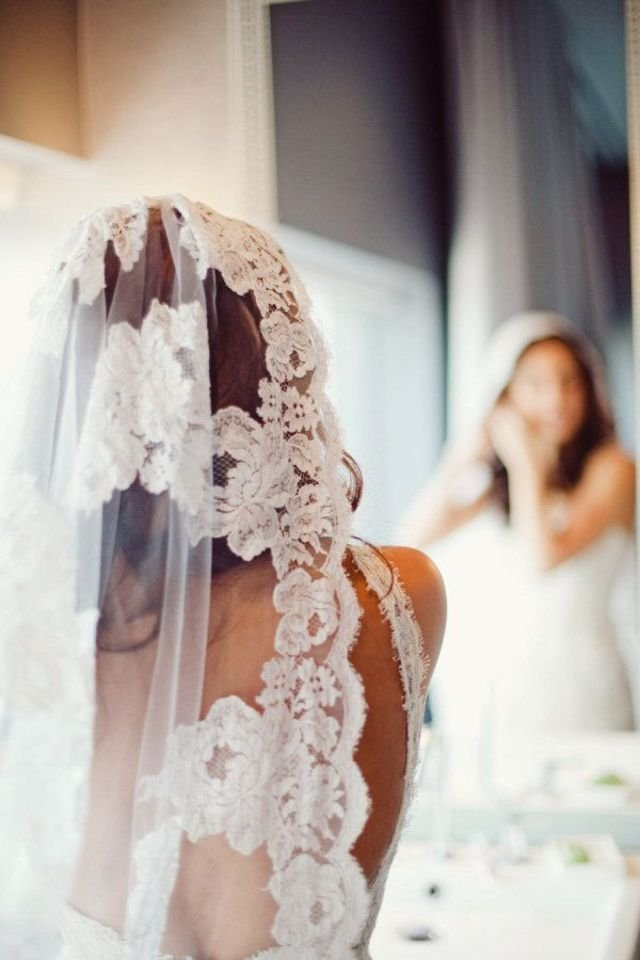 Photos You Must Take Of Your Wedding Dress And Accessories