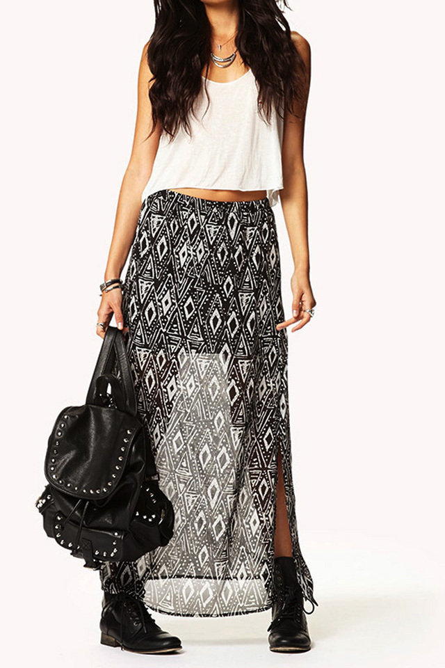 Find the Perfect Maxi Skirt - Maxi Skirts for Women at LulusFree Shipping + Returns · Daily Updates · Coveted-Curated-Collected · Daily Restocks.