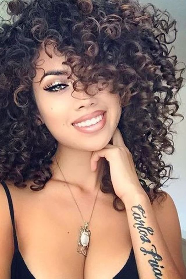 hair curly styles 40 photos of curly haired that will make you embrace 1321 | large fustany beauty hair curly hairstyles zendaya 9