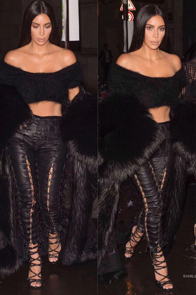 Ultimate Proof Kim Kardashian Fashion Tips