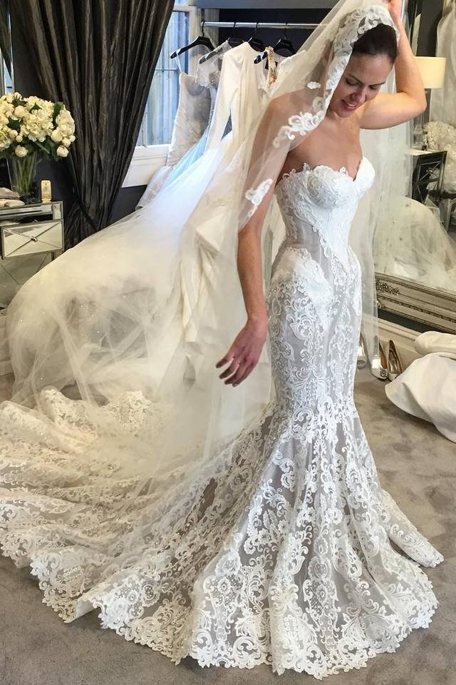 wedding ideas brides instagram 40 photos of unique steven khalil wedding dresses any 28067