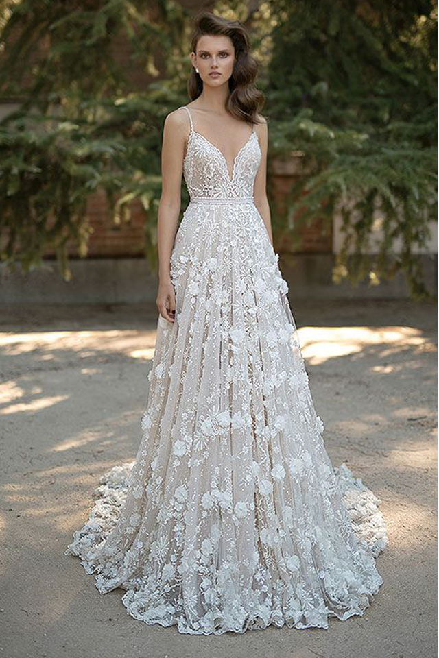 Fit And Flare Body Type Wedding Ideas 2018