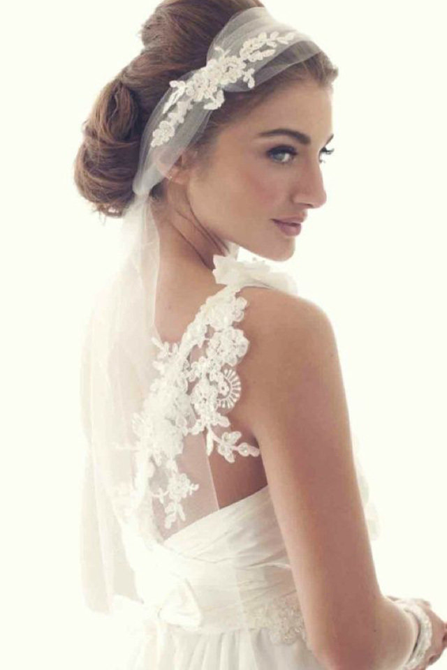 how to choose bridal veil