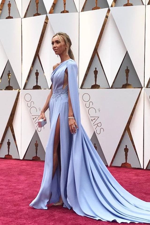 Oscars 2017: Dresses by Arab Fashion Designers That Were a ...