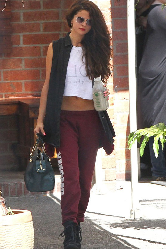 Selena Gomez Street Style Inspiration