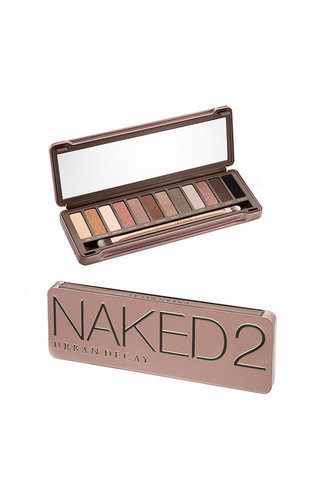 The Best Makeup Products for 2014 - Naked2 Palette by Urban Decay
