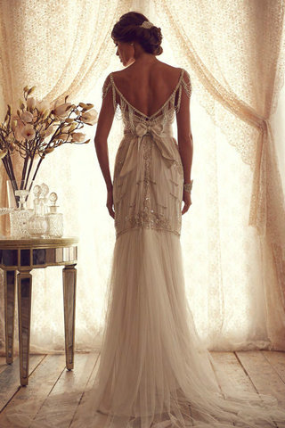 Wedding Dresses With Back Detail-Anna Campbell-Gossamer Collection