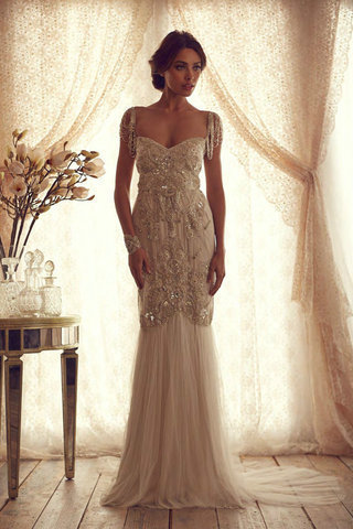 Wedding Dresses With Back Detail-Gossamer Collection-Anna Campbell