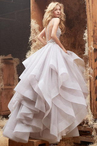 Wedding Dresses With Back Detail-Hayley Paige