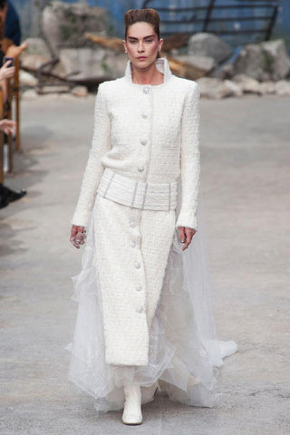 Bridal Fashion Wedding Dresses Chanel