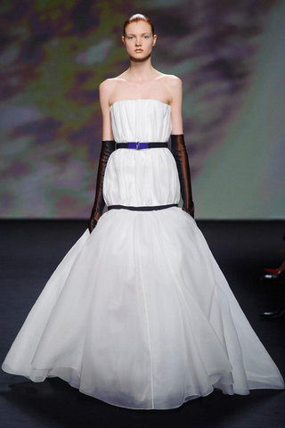 Bridal Fashion Wedding Dresses Christian Dior