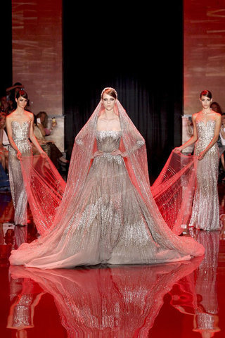 Bridal Fashion Wedding Dresses Elie Saab Fashion