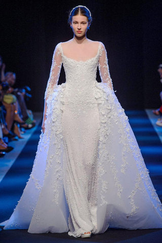 Bridal Looks at Paris Haute Couture Fashion Week Fall 2013