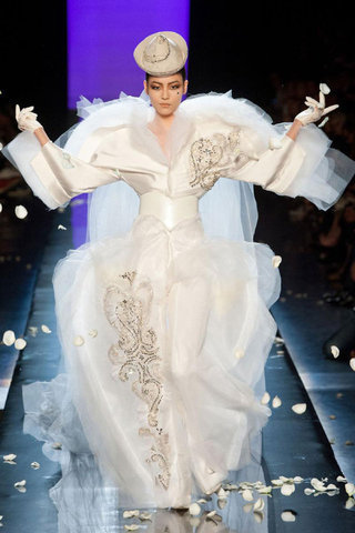 Bridal Fashion Wedding Dresses Jean Paul Gaultier