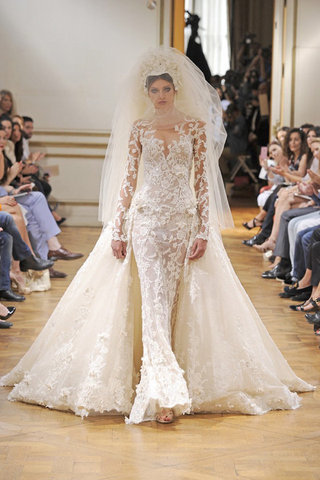 Bridal Fashion Wedding Dresses Zuhair Murad